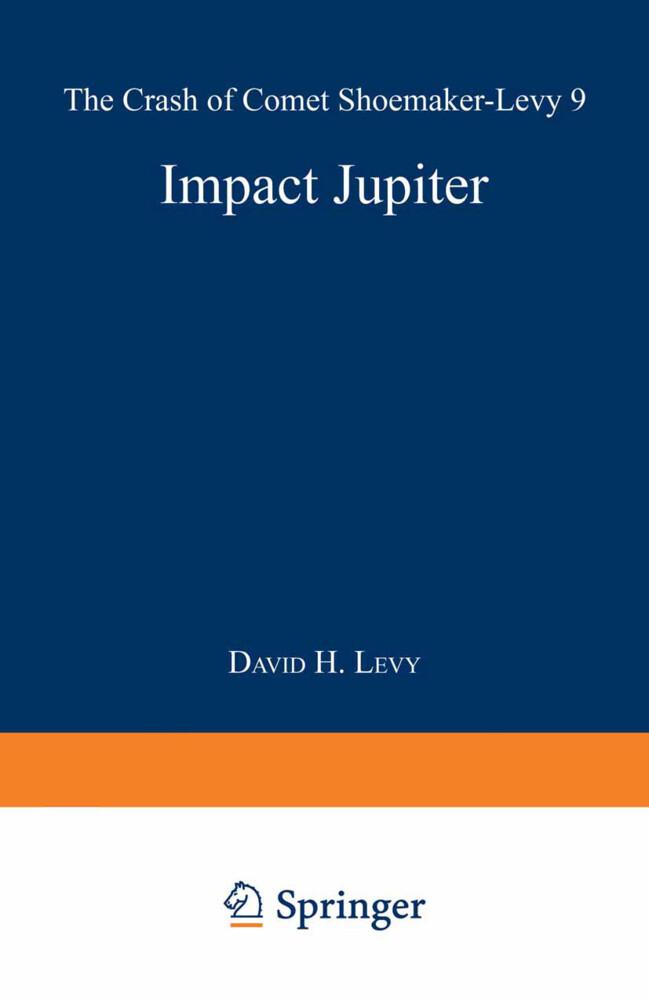 Impact Jupiter als Buch