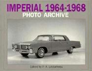 Imperial 1964 Through 1968: Photo Archive: Photographs from the Iconografix Collection of Automotive Images and Chrysler Histor als Buch