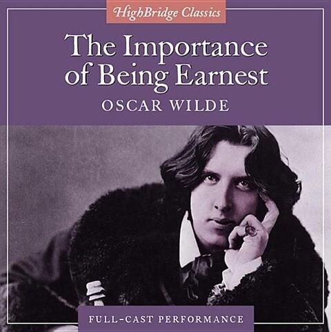 Importance of Being Earnest als Hörbuch