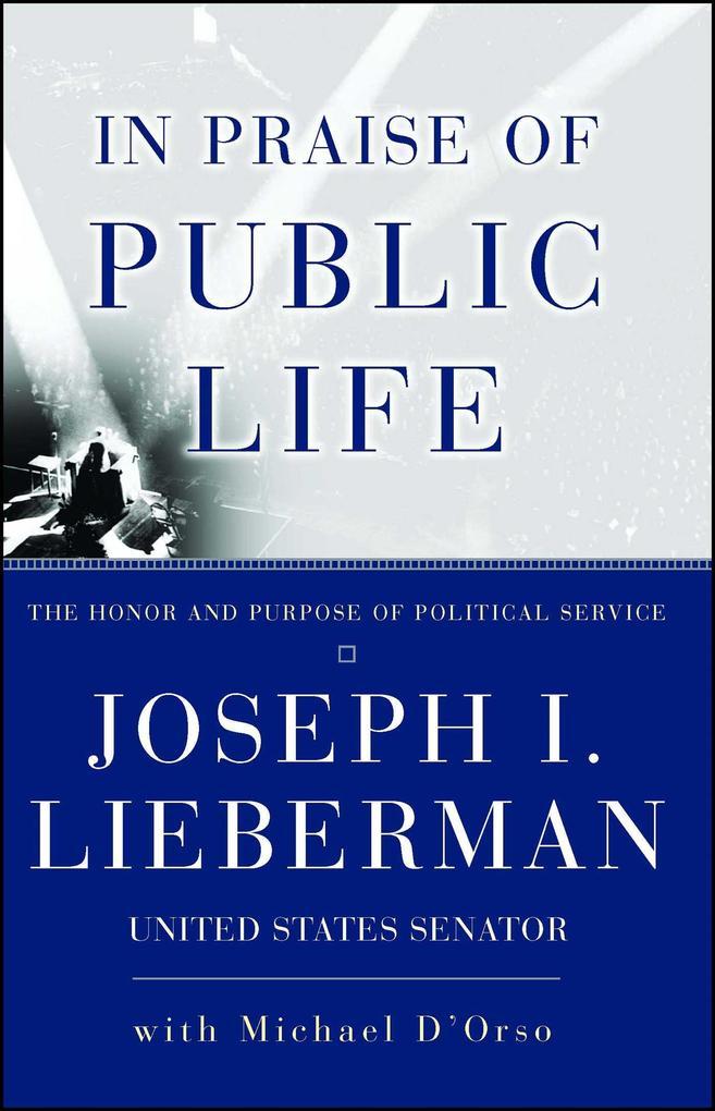 In Praise of Public Life als Taschenbuch
