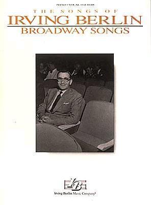 Irving Berlin - Broadway Songs als Taschenbuch