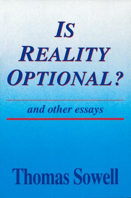 Is Reality Optional? and Other Essays als Taschenbuch