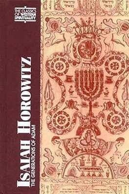 Isaiah Horowitz: The Generations of Adam als Buch
