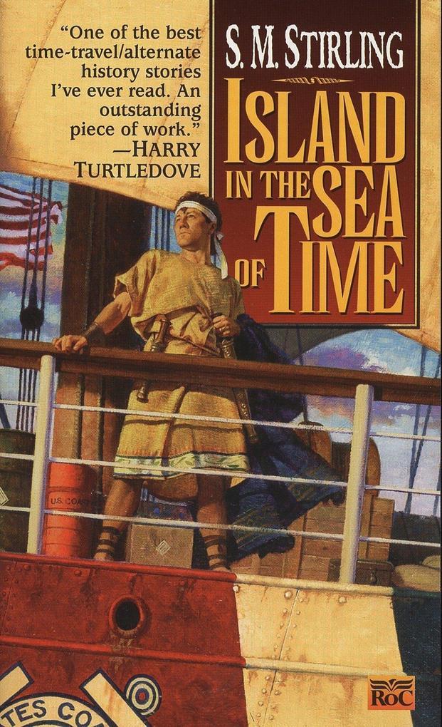 Island in the Sea of Time als Taschenbuch