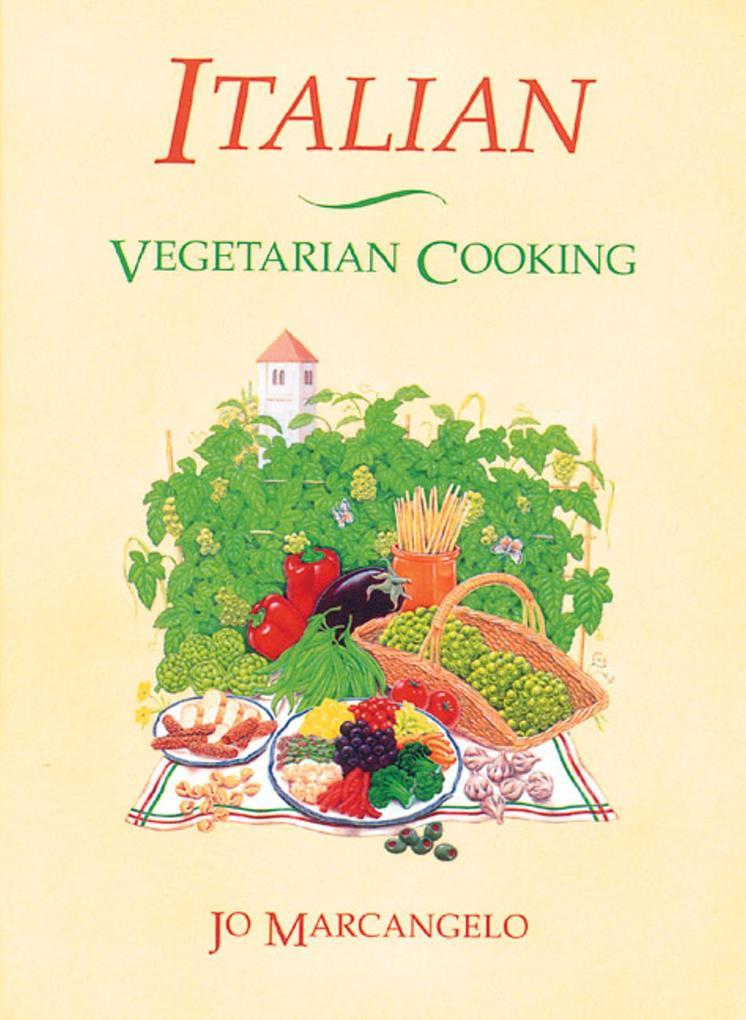 Italian Vegetarian Cooking als Taschenbuch