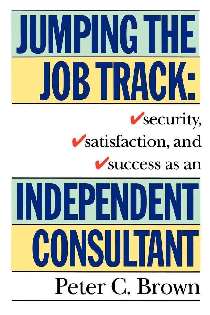 Jumping the Job Track als Taschenbuch