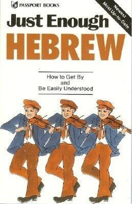 Just Enough Hebrew als Taschenbuch