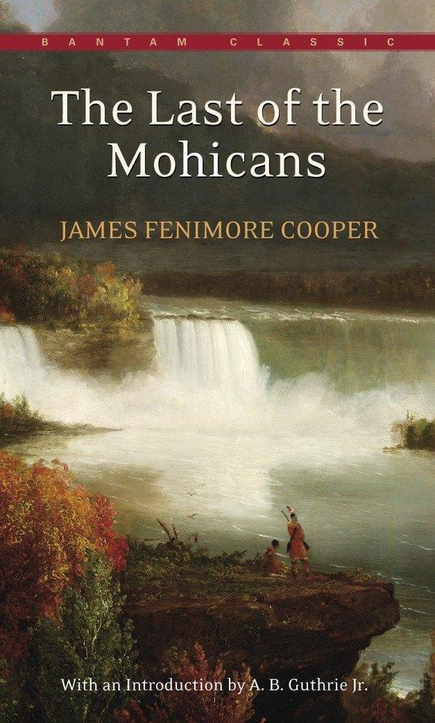 The Last of the Mohicans als Taschenbuch