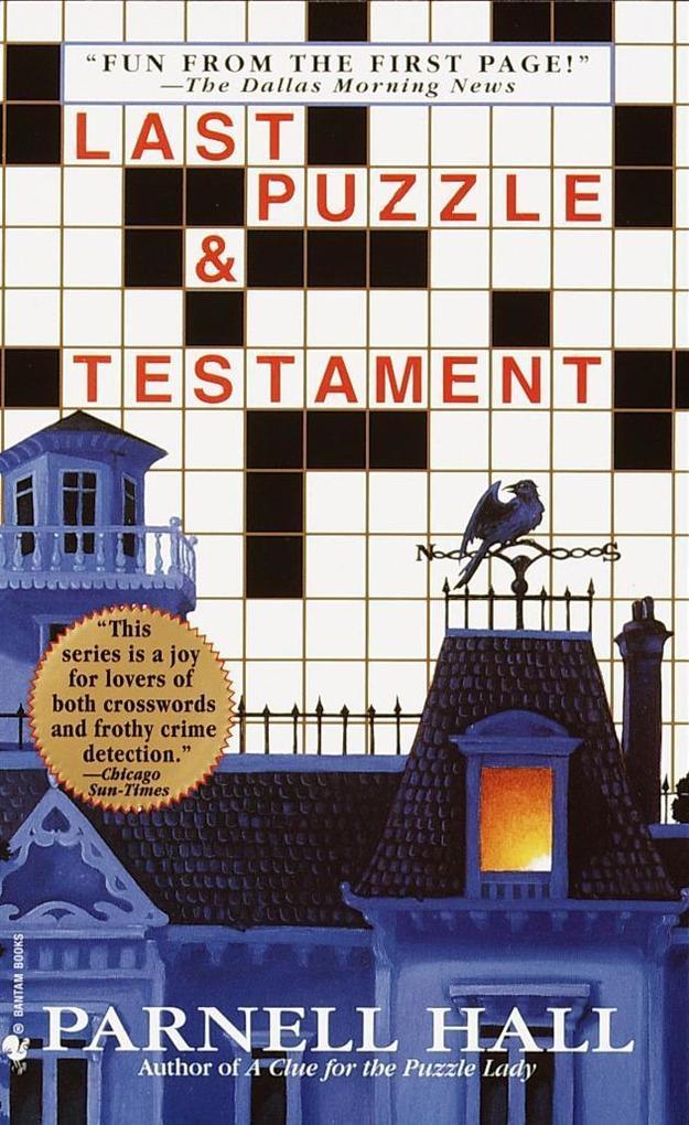 Last Puzzle & Testament als Taschenbuch