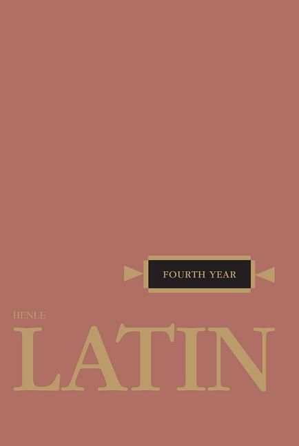 Fourth Year Latin als Taschenbuch