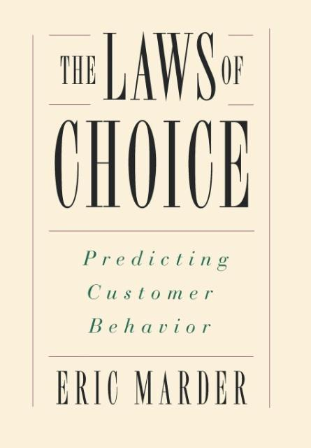 The Laws of Choice als Buch