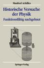 Historische Versuche der Physik