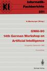 GWAI-90 14th German Workshop on Artificial Intelligence