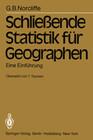 Schließende Statistik für Geographen