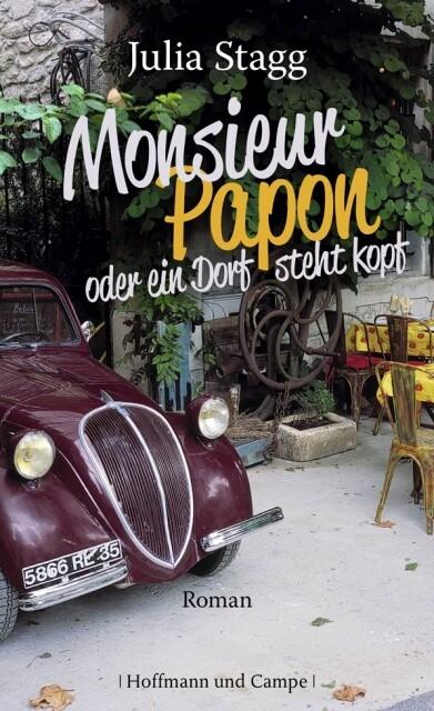 Monsieur Papon oder ein Dorf steht kopf als Buch