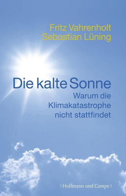 Die kalte Sonne als Buch
