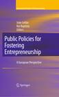 Public Policies for Fostering Entrepreneurship