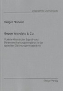 Gegen Wavelets & Co. als Buch