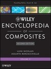 Wiley Encyclopedia of Composites