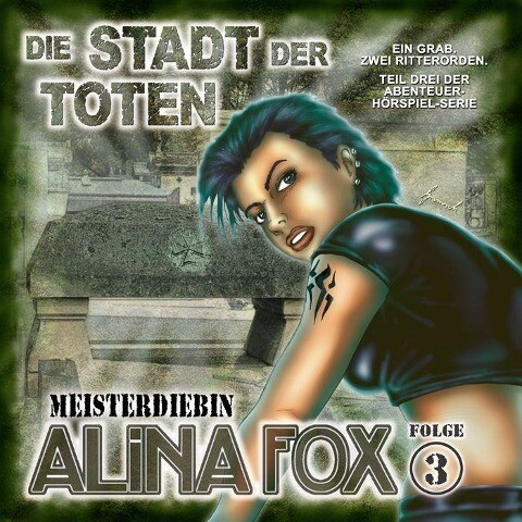 Alina Fox Meisterdiebin 3 als Hörbuch