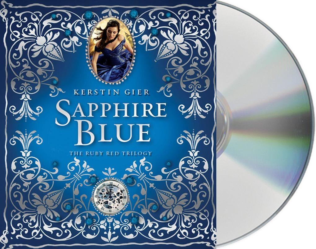 Sapphire Blue als Hörbuch