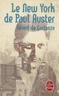 Le New York de Paul Auster