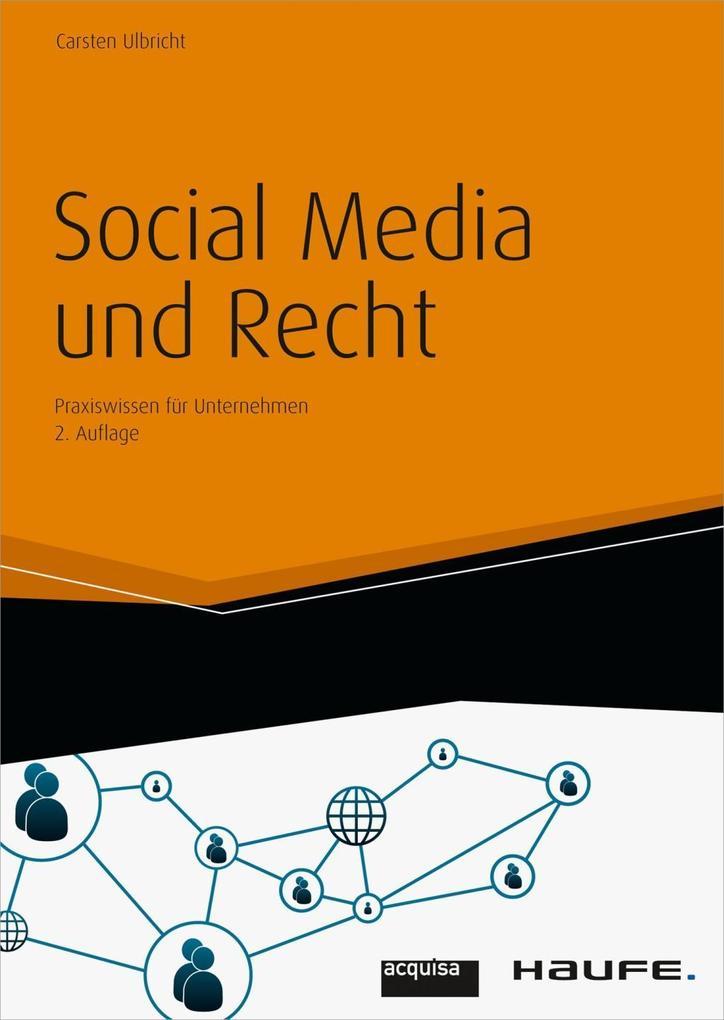 Social Media und Recht als eBook