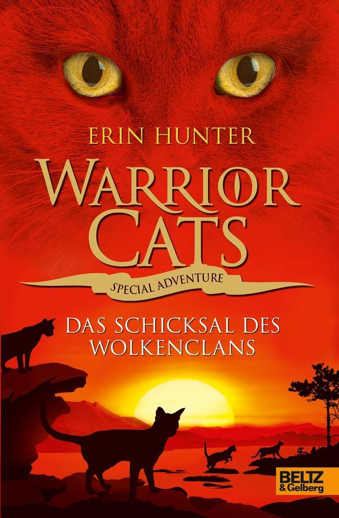 Warrior Cats - Special Adventure. Das Schicksal des WolkenClans als Buch