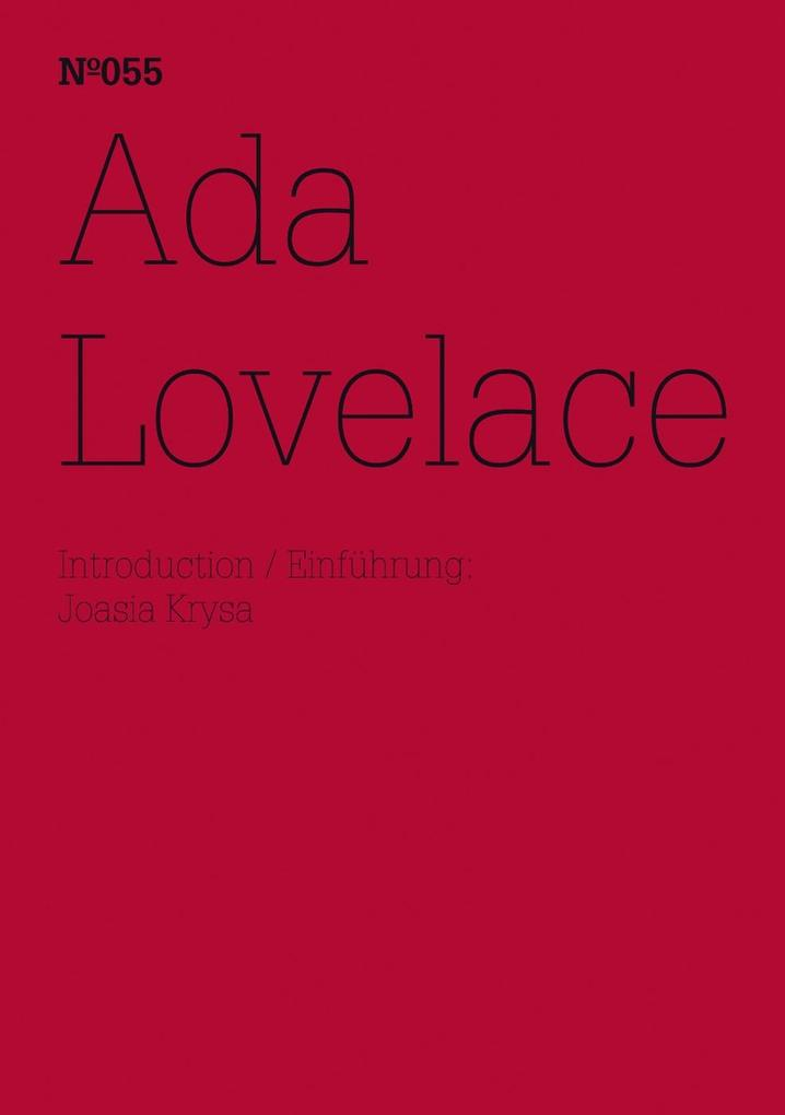 Ada Lovelace als eBook