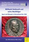 Willibald Gebhardt und seine Nachfolger