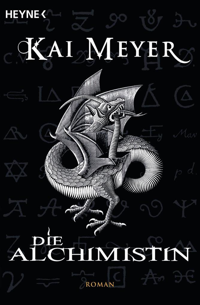 Die Alchimistin als eBook