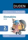 Einfach klasse in Mathematik - Einmaleins, 2. Klasse - Übungsblock