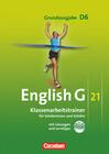 English G 21. Grundausgabe D 6. Klassenarbeitstrainer mit Lösungen und CD