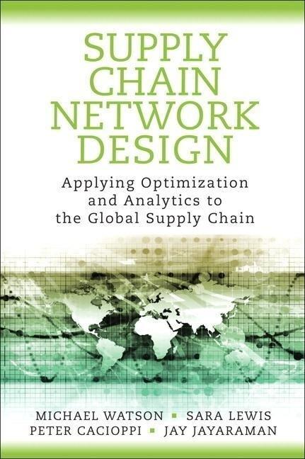 Supply Chain Network Design als Buch