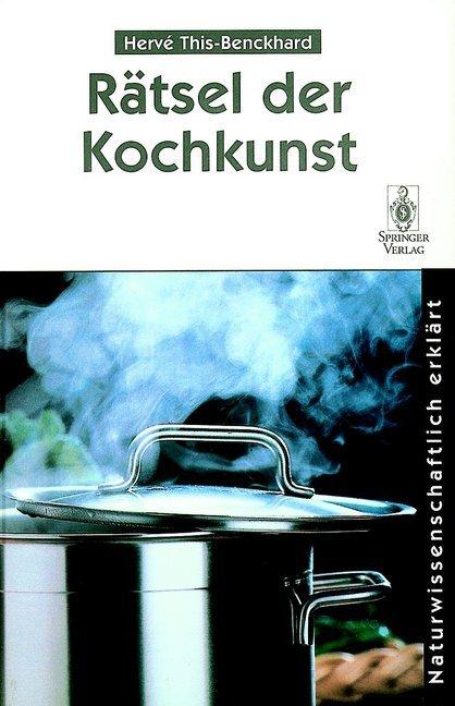 Rätsel der Kochkunst als Buch