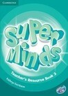 Super Minds 3 Teacher's Resource + CD