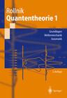 Quantentheorie 1