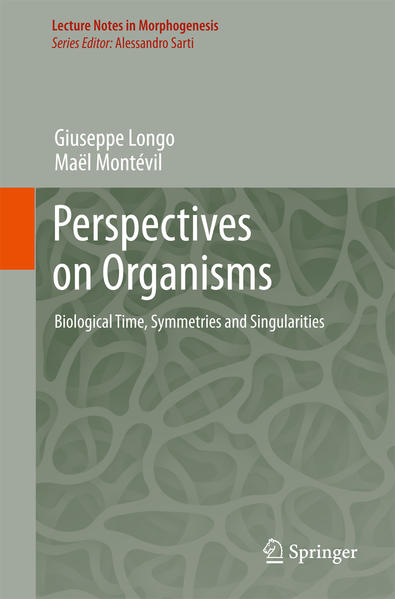 Perspectives on Organisms als Buch