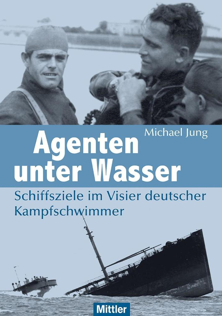 Agenten unter Wasser als eBook