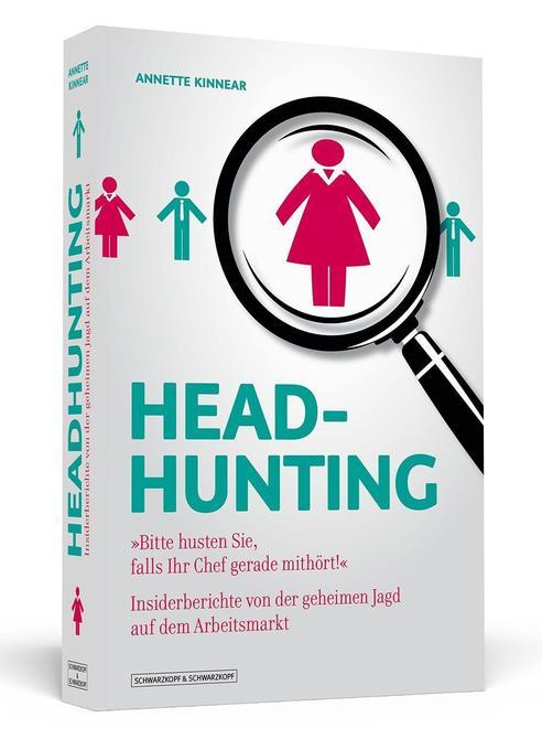 Headhunting als Buch