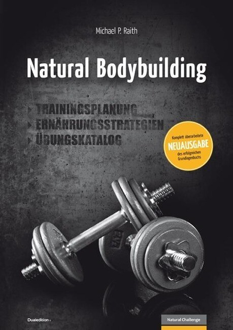 Natural Bodybuilding als Buch