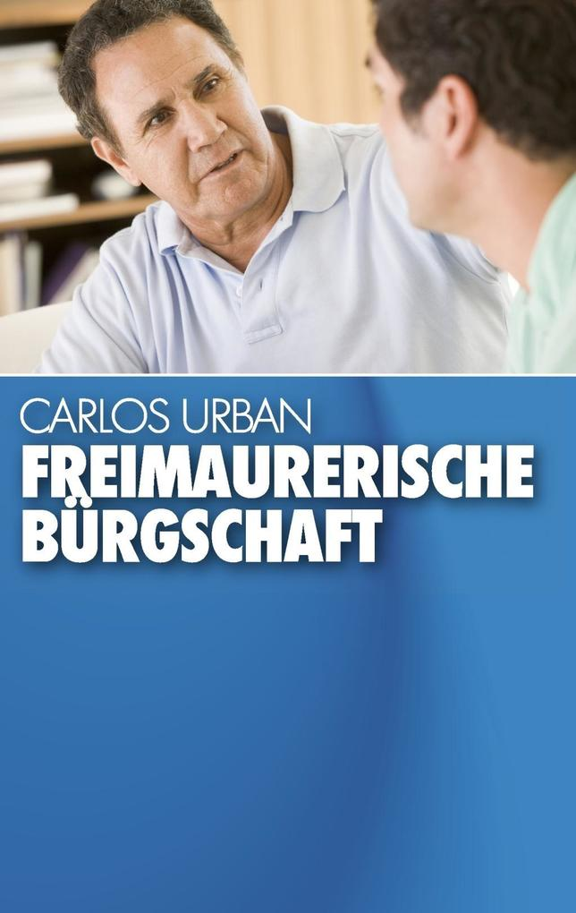 Freimaurerische Bürgschaft als eBook