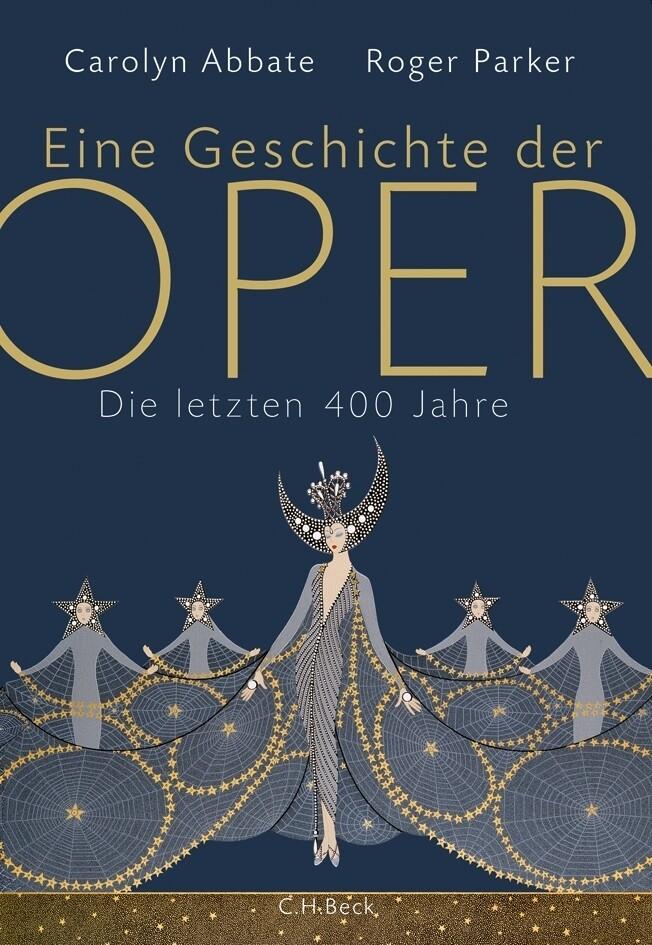 Eine Geschichte der Oper als Buch