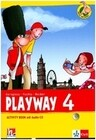 Playway ab Klasse 3. 4.Schuljahr. Activity Book mit Audio-CD . Ausgabe 2013