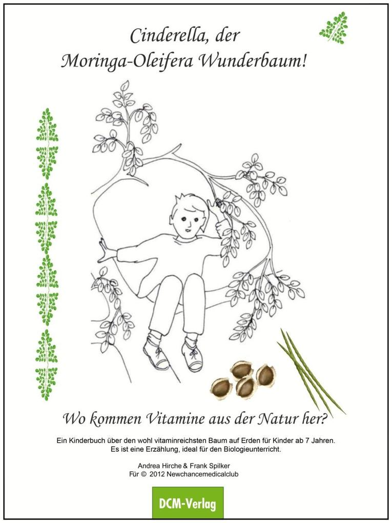 Cinderella, der Moringa Wunderbaum als eBook