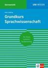 Grundkurs Sprachwissenschaft