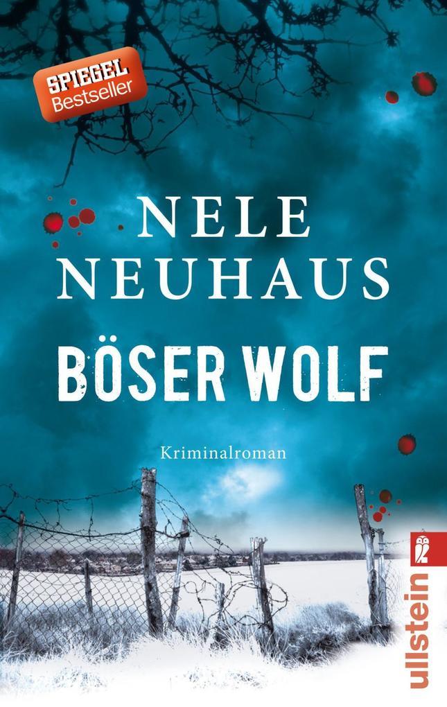 Böser Wolf als Taschenbuch