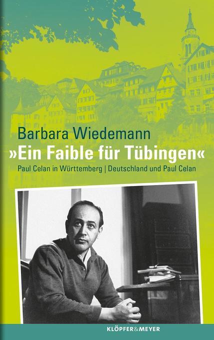 """""""Ein Faible für Tübingen"""" als Buch"""