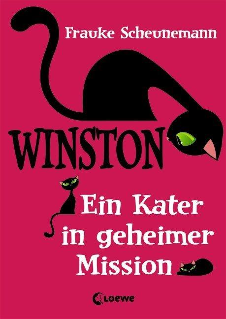 Winston - Ein Kater in geheimer Mission als Buch