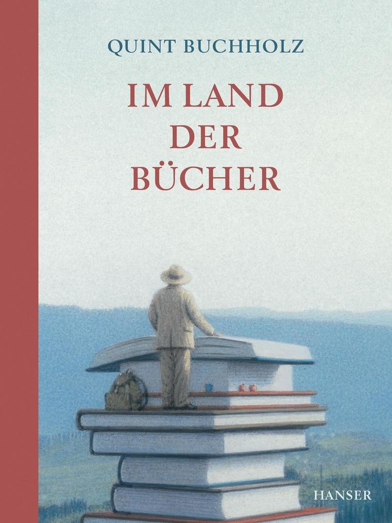 Im Land der Bücher als Buch